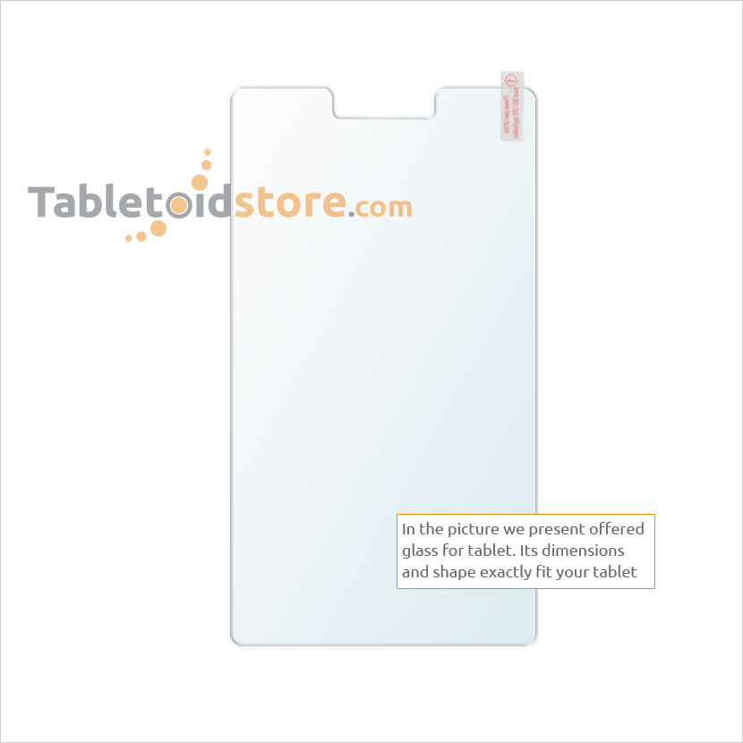Screen guard, film, protective, 9H Lenovo 2 A7 - 30TC, H tablet