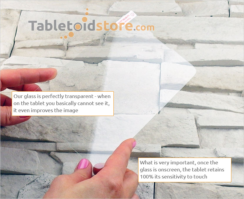 Tempered glass Lenovo A7-40 A3500 FL tablet