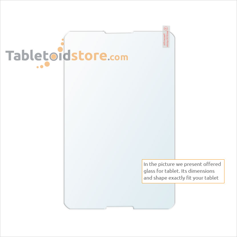 Screen guard, film, protective, 9H Lenovo A3500 L tablet