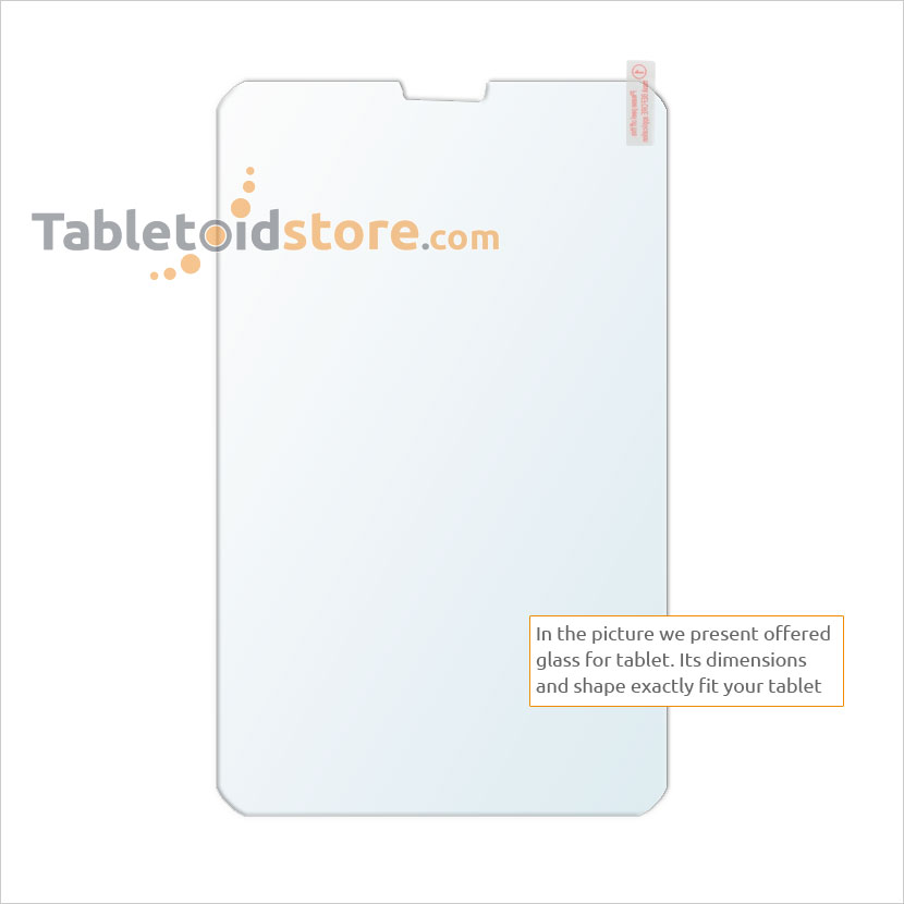 Screen guard, film, protective, 9H Lenovo Idea Tab A3000 tablet