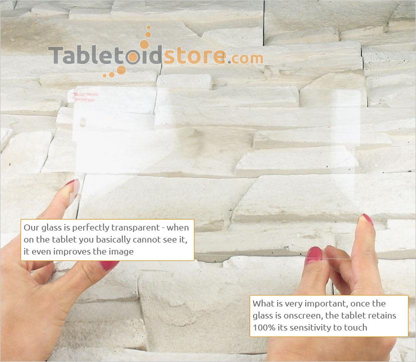 Tempered glass Lenovo Tab 2 A8-50F tablet