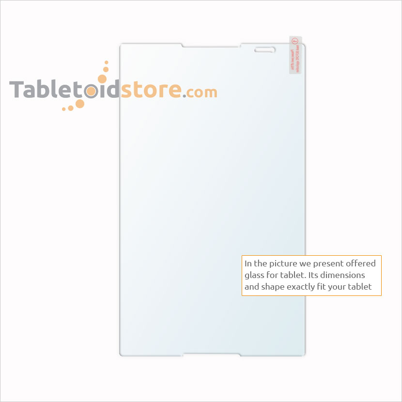 Screen guard, film, protective, 9H Lenovo Tab S8-50F tablet