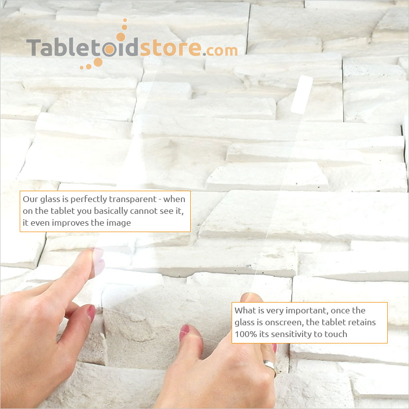 Tempered glass Lenovo Tab S8-50L tablet