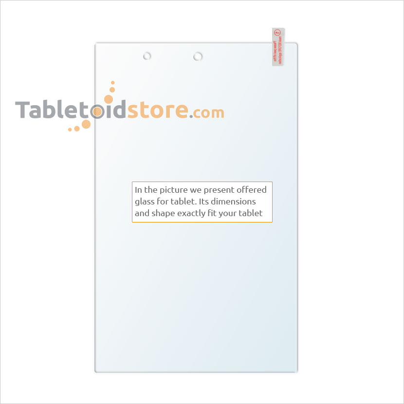 Screen guard, film, protective, 9H Lenovo Yoga 2 830F 8 inch tablet