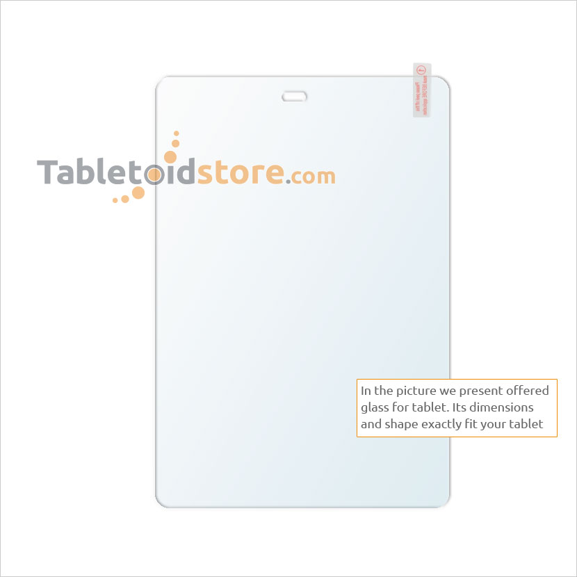 Screen guard, film, protective, 9H Nokia N1 tablet