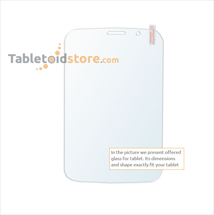 Screen guard, film, protective, 9H Samsung Galaxy Note 8.0 LTE GT N5100, n5110, n5120 tablet