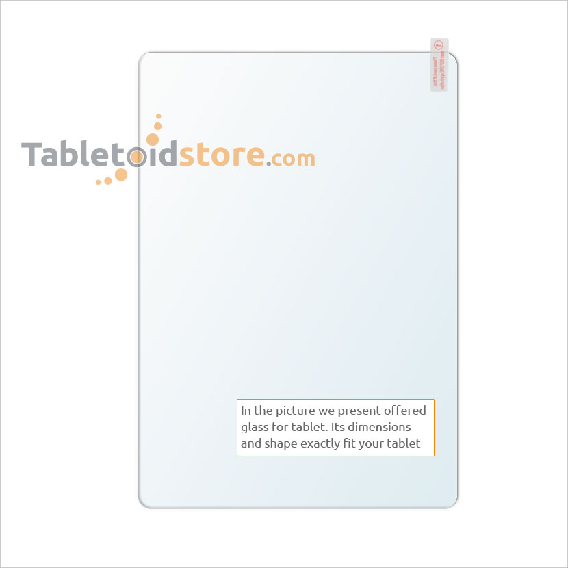 Screen guard, film, protective, 9H Samsung Galaxy Tab 2 10.1 P5100, P5110 tablet