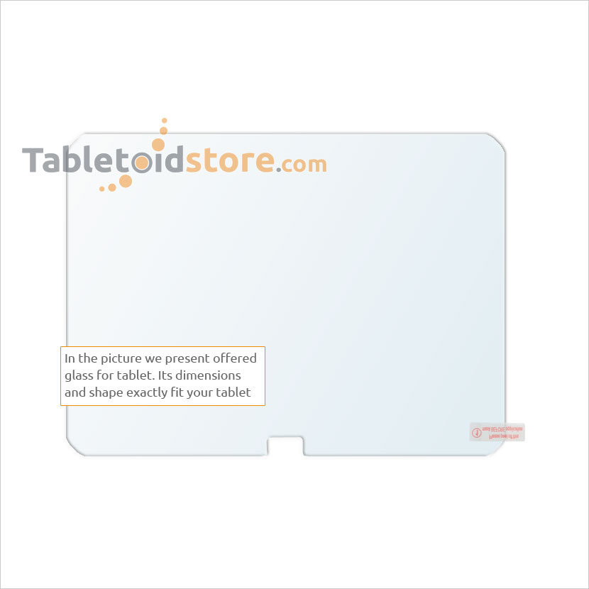 Screen guard, film, protective, 9H Samsung Galaxy Tab 3 10.1 P5200, P5210, P5220 tablet