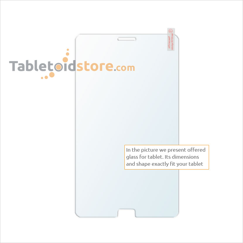 Screen guard, film, protective, 9H Samsung GALAXY Tab 4 7.0 T230 / T231 / T233 / T235 tablet