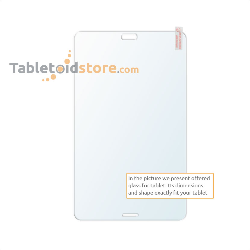 Screen guard, film, protective, 9H Samsung GALAXY Tab 4 8.0 T330 / T331 / T333 / T335tablet