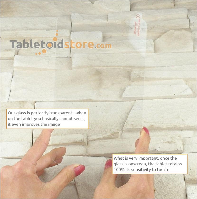 Tempered glass Samsung Galaxy Tab 4 Lite T116 tablet