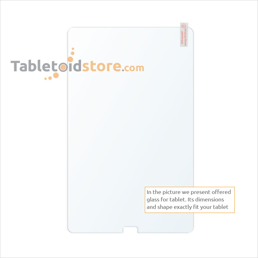 Screen guard, film, protective, 9H Samsung Galaxy Tab E9.6 (T560, T561) tablet