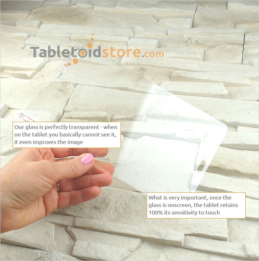 Tempered glass Samsung Galaxy Tab S 8.4 tablet