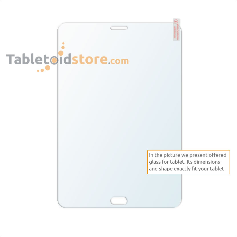 Screen guard, film, protective, 9H Samsung Galaxy Tab S 2 T715, T710 tablet