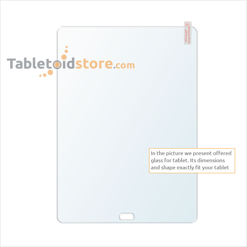 Screen guard, film, protective, 9H Samsung Galaxy Tab S2 T810, T815 tablet