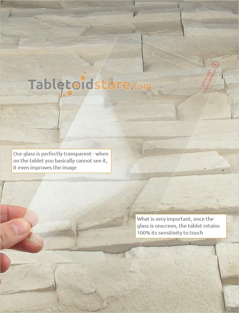 Tempered glass Lenovo PHAB Plus 770N tablet