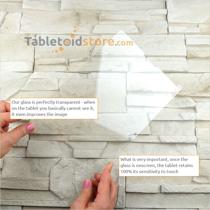 Tempered glass Lenovo A7600-2 tablet