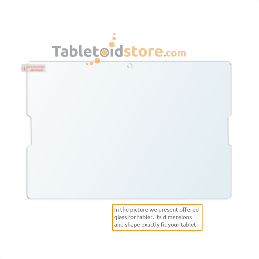 Screen guard, film, protective, 9H Lenovo A7600-F Tab A10-70 tablet