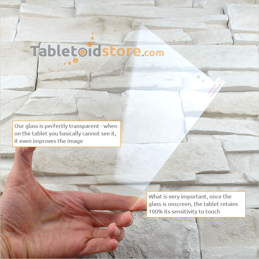 Tempered glass Sony Xperia Z3 Tablet Compact tablet