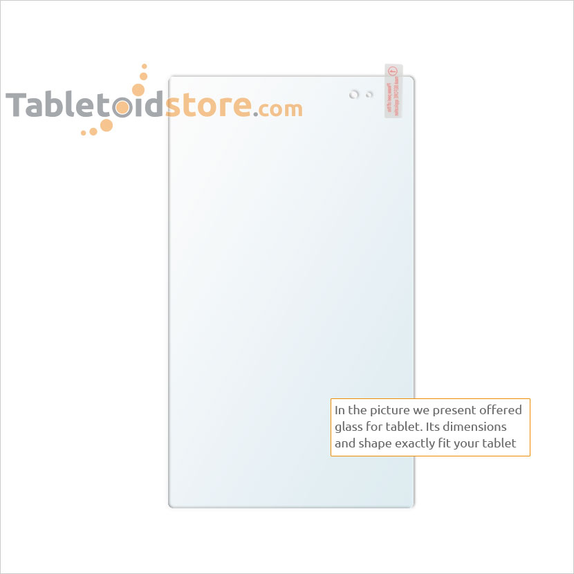 Screen guard, film, protective, 9H Sony Xperia Z3 8.0 (SGP621 / SGP641) tablet