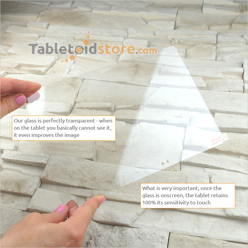Tempered glass Samsung GALAXY Tab S 10.5 tablet