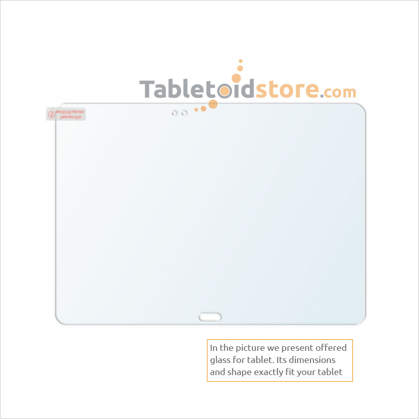 Screen guard, film, protective, 9H Samsung GALAXY Tab S 10.5 T800, T805 tablet
