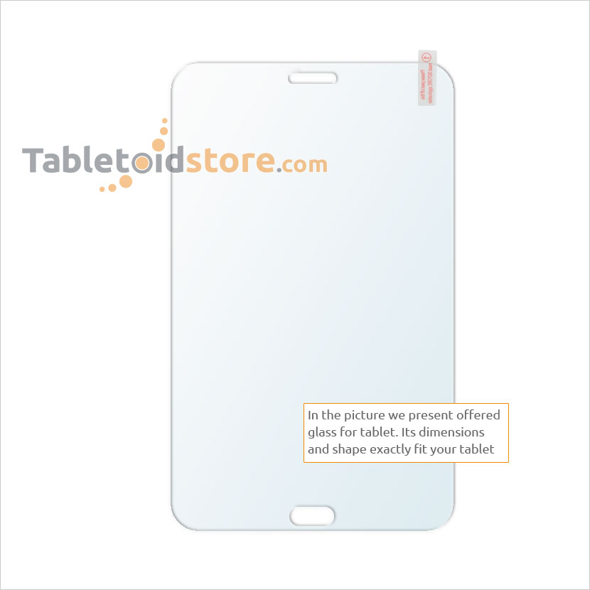 Screen guard, film, protective, 9H Samsung Galaxy Tab 3 lite 7.0 T110, T111, T113 tablet