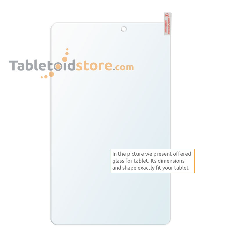 Screen guard, film, protective, 9H Samsung Galaxy Tab E 8 SM-T375, T377 tablet