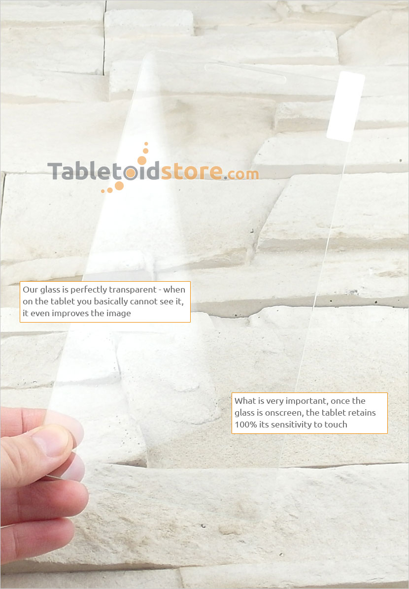 Tempered glass Lenovo PHAB PB1-750N tablet