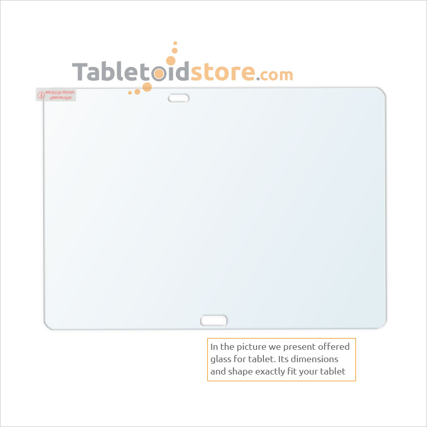 Screen guard, film, protective, 9H Samsung GALAXY Tab PRO 10.1 T520 / T521 / T525 tablet