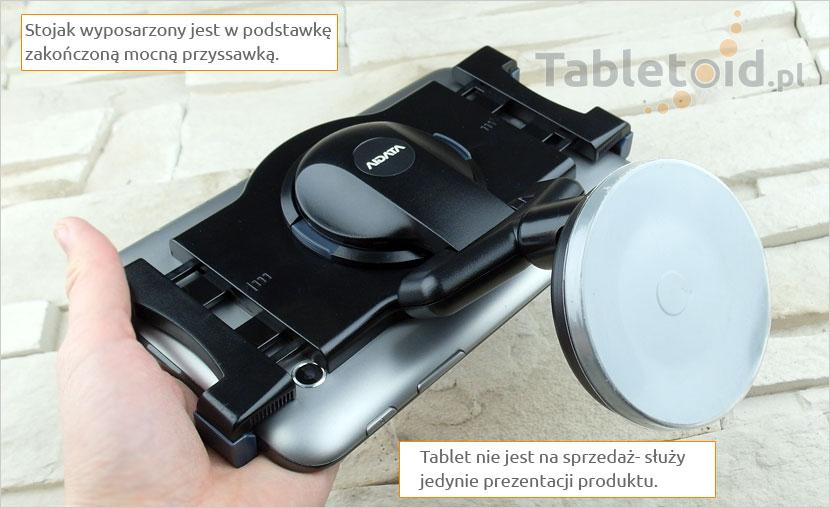 obrotowy stojak do tabletu 7-10 cali