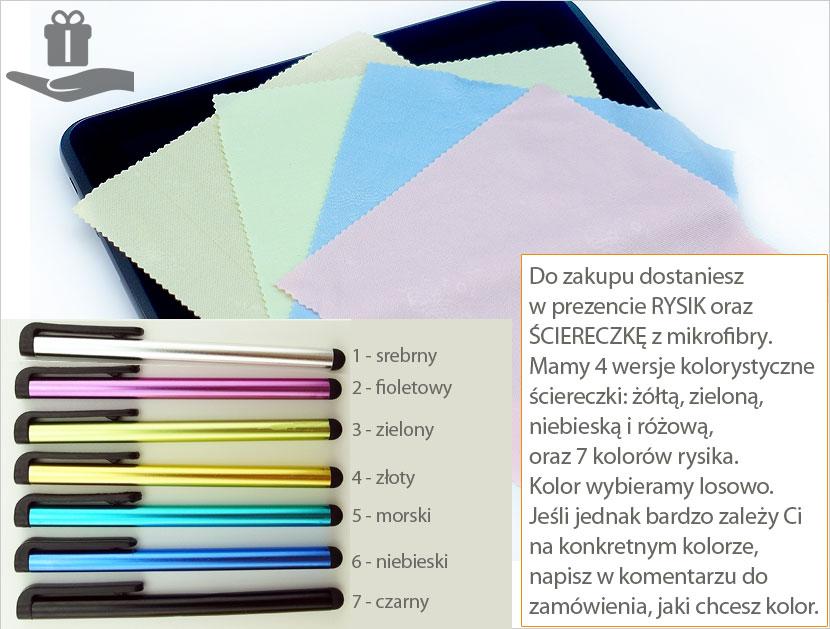Grubość tempered glass do tabletu  Lenovo Yoga Book 10.1 X91F