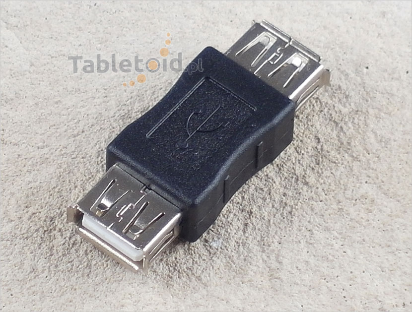 adapter USB-USB