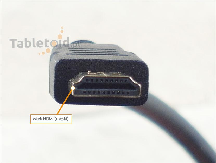 wtyk HDMI