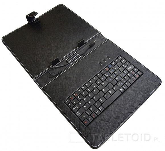 pokrowiec z klawiaturą do tableta