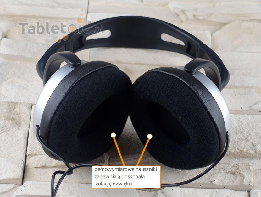 słuchawki do tabletu