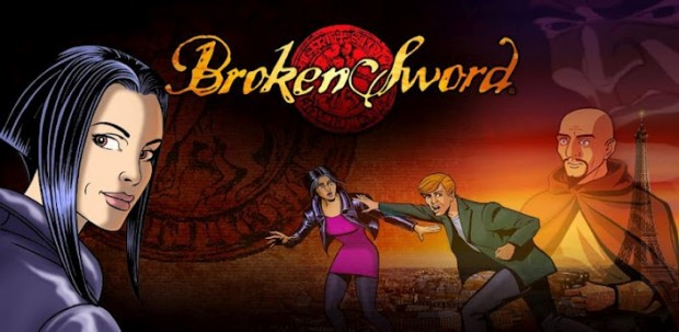 Gierka tabletowa Broken Sword