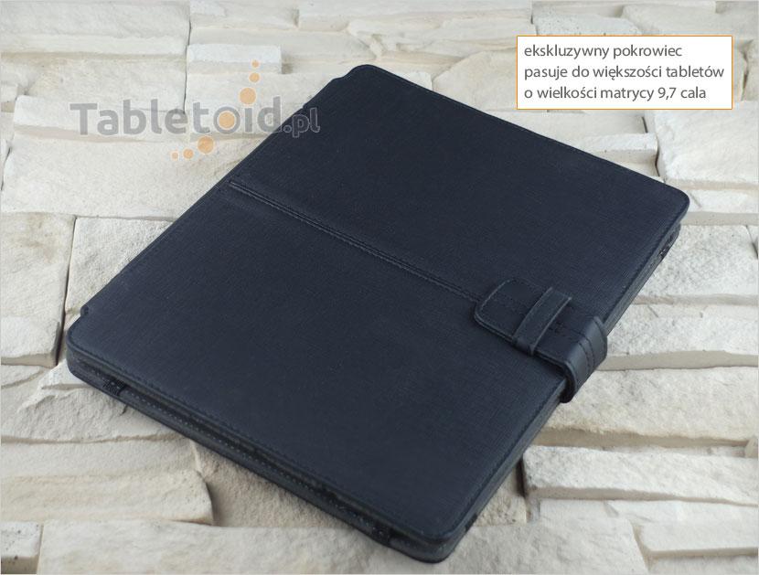 ekskluzywny pokrowiec na tablet 9,7-cala