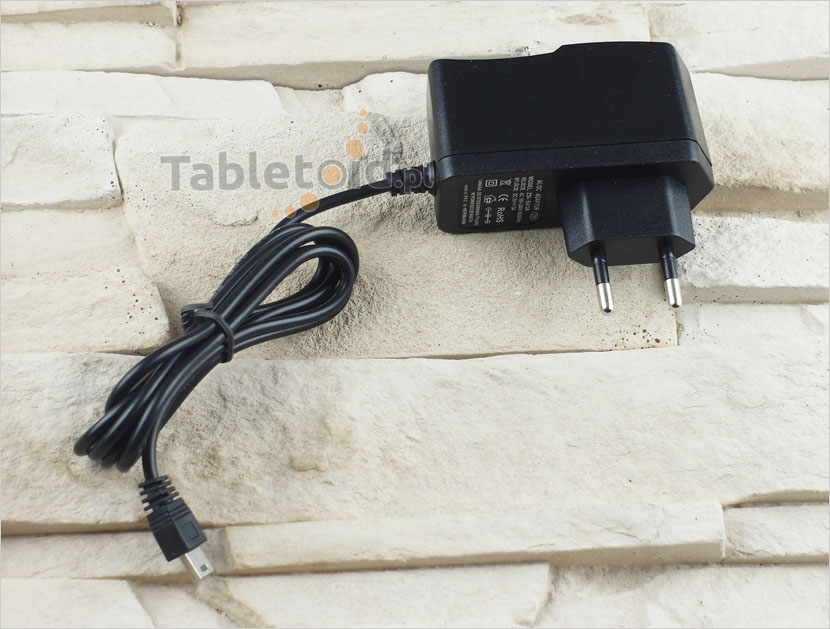 ładowarka do tabletu na mini USB