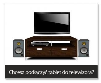 Jak podłączyć tablet do telewizora