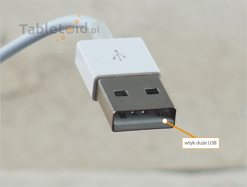 wtyk USB