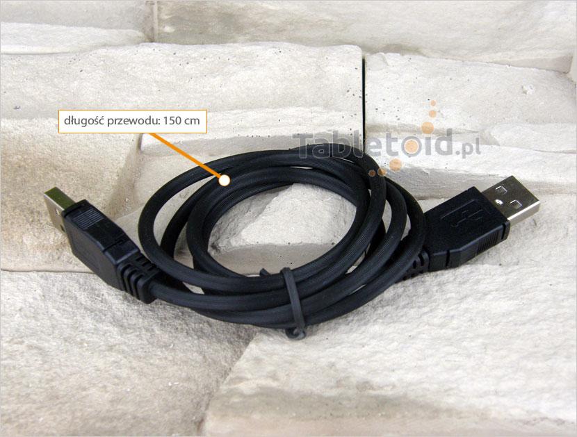 Kabel USB męsko - męski (2 x male)