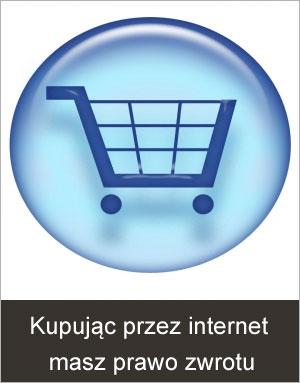 Prawo do zwrotu przy zakupach przez internet