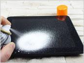 Pianka – spray do czyszczenia matrycy tabletu
