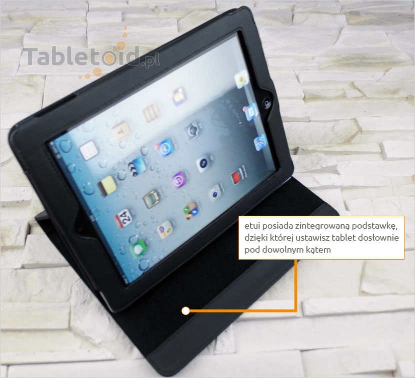 Etui do tabletu Apple iPad 2, 3, 4