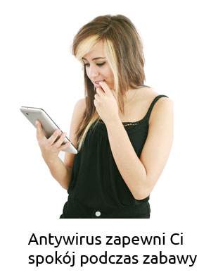 Antywirus na tablecie