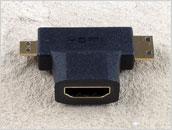 Przejście: HDMI -> micro/mini HDMI do tabletu