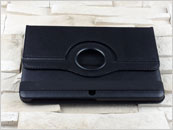 Dedykowany pokrowiec do tabletu Samsung Galaxy Tab 3 10.1 – czarny, obrotowy, dopasowany