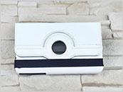 Dedykowany pokrowiec do tabletu Samsung Galaxy Tab 3 8″ – biały, obrotowy, dopasowany