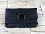 Dedykowany pokrowiec do tabletu Samsung Galaxy Tab 3 8″ – czarny, obrotowy, dopasowany